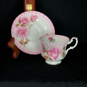 Royal Albert Bone China Radiance Series Cup Saucer